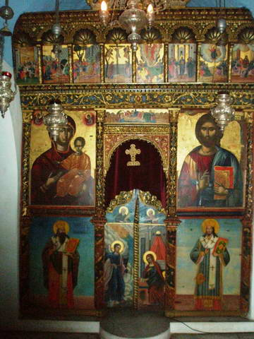 Ιερό Προσκύνημα Παναγίας Μυρτιδιωτίσσης