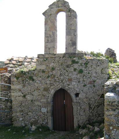 Παλαιόχωρα, Άγιος Δημήτριος