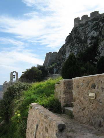 Κύθηρα, το κάστρο